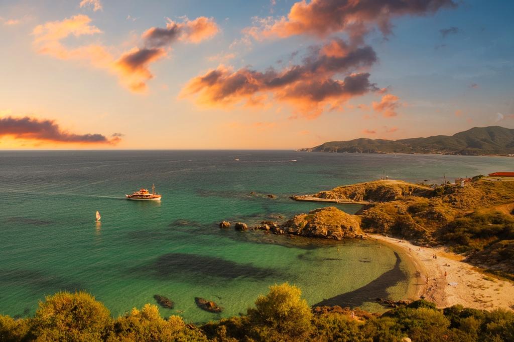 Гърция и нейните красиви плажове