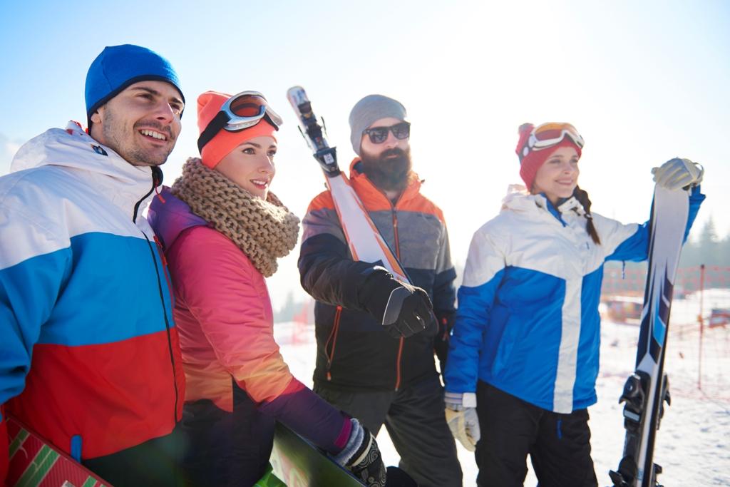 зимна почивка и каранае на ски